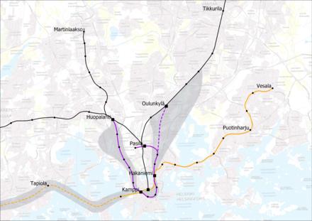 Helsinki Metro Wikiwand