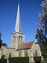 Hemel Hempstead - St Mary's Church - geograph.org.uk - 407742.jpg