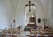 Hemmesjö gamla kyrka Interiör 005.jpg