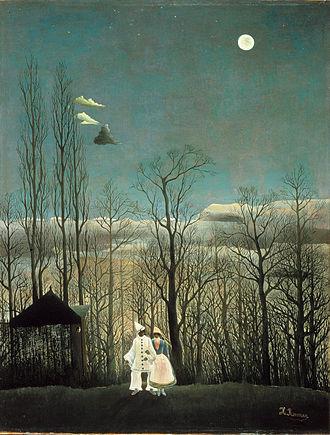 Henri Rousseau - Image: Henri Rousseau A Carnival Evening
