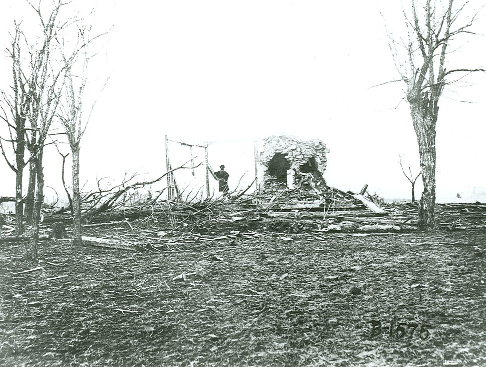 Henry House Ruins 1862 (5926531606)