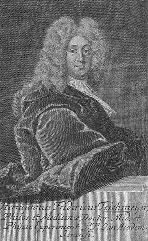 Hermann Friedrich Teichmeyer