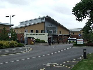 Herts and Essex Hospital Hospital in England