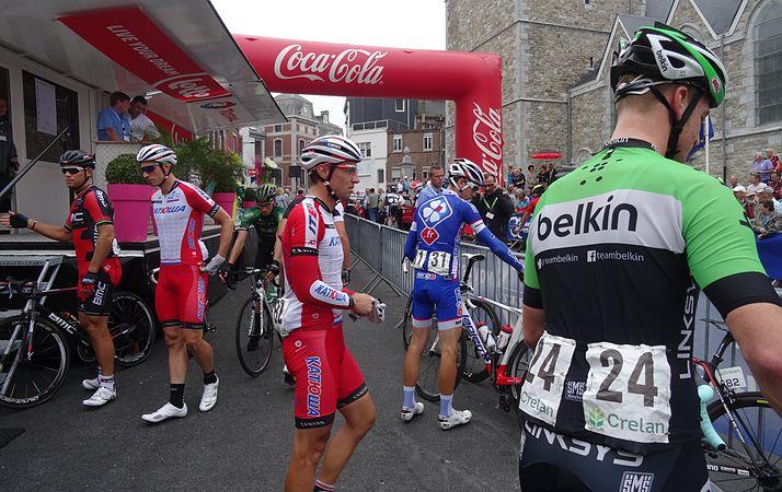 Herve - Tour de Wallonie, étape 4, 29 juillet 2014, départ (C69).JPG