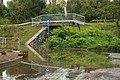 """Heuweg durch """"Hochwasser"""" versperrt - panoramio.jpg"""