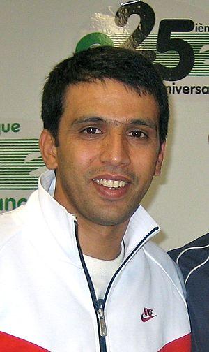 Hicham El Guerrouj - El Guerrouj in 2010