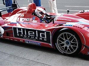 Hield - Image: Hield Brothers Racing