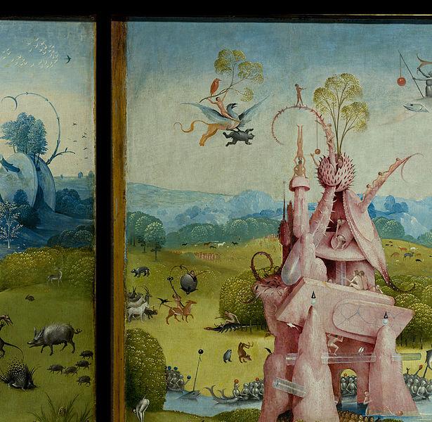 Voyage au jardin des d lices de j r me bosch le blog for Au jardin des delices