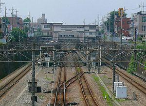 Higashi-Tokorozawa Station - Image: Higashi Tokorozawa Station Premises