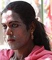 Hijra Dancer at Lumbini Pilgrim's Park - Lumbini - Nepal (13868218074).jpg