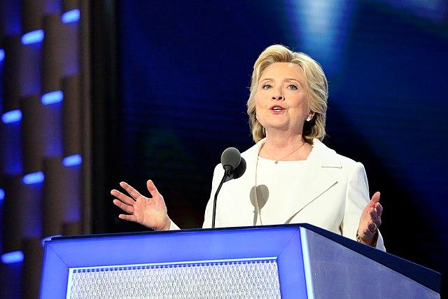 Hillary Clinton DNC July 2016