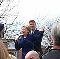 Hillary Clinton and Evan Bayh (cropped).jpg