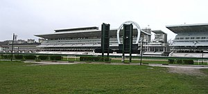 Longchamp Racecourse - Longchamp Racecourse