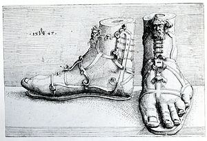 Hirschvogel Sandals