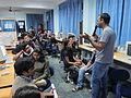 Hisham Mundol - Wikipedia Academy - Kolkata 2012-01-25 1469.JPG