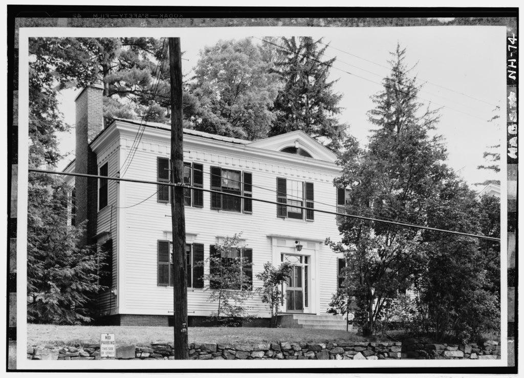 file historic american buildings survey dartmouth college. Black Bedroom Furniture Sets. Home Design Ideas