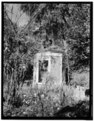Historic American Buildings Survey Richard Koch, Photographer, September, 1934 SUMMER HOUSE No. 2 - Rosedown Plantation, Saint Francisville, West Feliciana Parish, LA HABS LA,63-SAIFR,1-14.tif