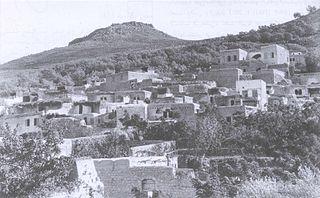 Hittin Village in Tiberias, Mandatory Palestine