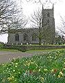 Holy Trinity Church in Teigh, Rutland - geograph.org.uk - 779871.jpg