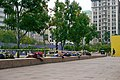 Homeless people sleeping in Pershing Square in Downtown Los Angeles (DTLA) 16.jpg