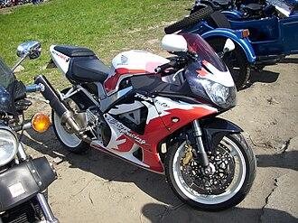 Honda CBR900RR - 2000 CBR929RR