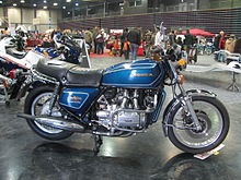 Honda Gold Wing GL1000 MY1975