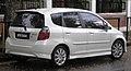 Honda Jazz (first generation, first facelift) (rear), Kuala Lumpur.jpg
