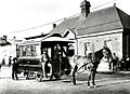 Horsedrawn tram which ran between Newtown Station and St Peters.jpg