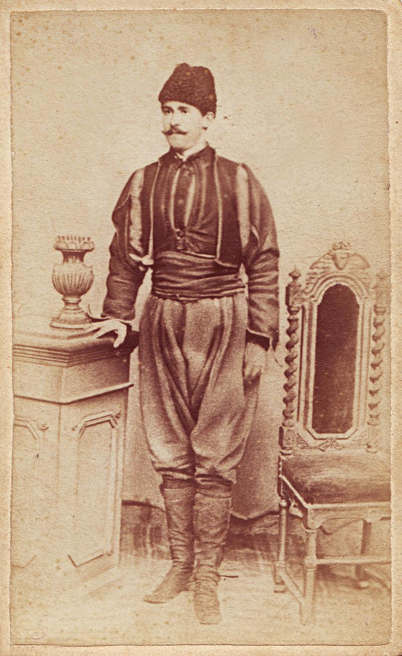 Христо Македонски в Одеса, 1869 г.