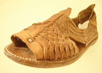 huaraches calzado
