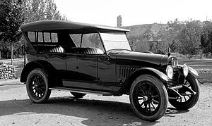 Hudson Motor Car Company - 1919 Hudson Phantom, 1919 photo