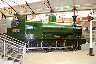 GWR 2301 Class class of 260 British two-cylinder 0-6-0 locomotives