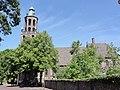 Huissen (Lingewaard) RK kerk exterieur, zuidzijde.JPG