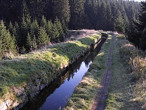 Upper Harz Ditches - Hutthal Ditch