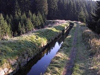 Upper Harz Ditches - Hutthal Ditch