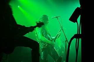 I (band) Norwegian heavy metal group