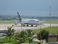 200px IL 96 de Cubana de Aviacion