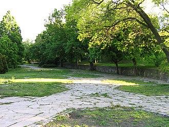 Eravisci - Image: IMG 0323 Hungary, Buda Gellért Hill (Gellérthegy)