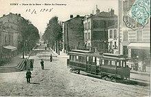 Rue Ville Franck Puger