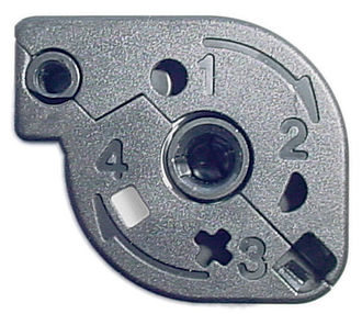 Advanced Photo System - Visual indicators on an APS cartridge