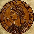 Icones imperatorvm romanorvm, ex priscis numismatibus ad viuum delineatae, and breui narratione historicâ (1645) (14723687336).jpg