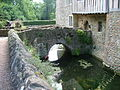 Ightham Mote Bridge.JPG