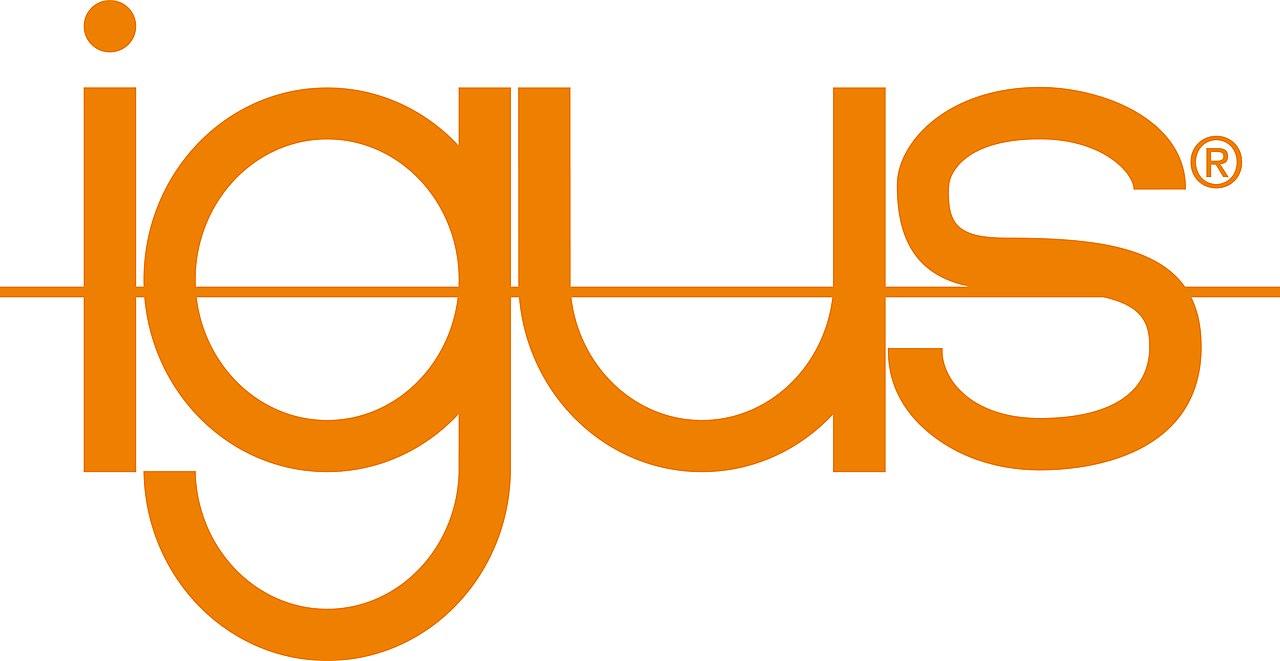 Znalezione obrazy dla zapytania igus logo