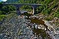 Il ponte nuovo dal ponte vecchio - panoramio.jpg