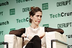 Conférence TechCrunch London 2015, Imogen Heap