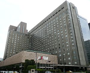 Uchisaiwaichō - Imperial Hotel, Tokyo
