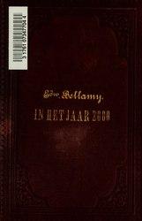 Edward Bellamy: In het jaar 2000