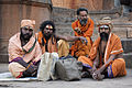 India - Varanasi Sadhus - 1276.jpg
