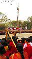 India and Bangladesh Flags.JPG