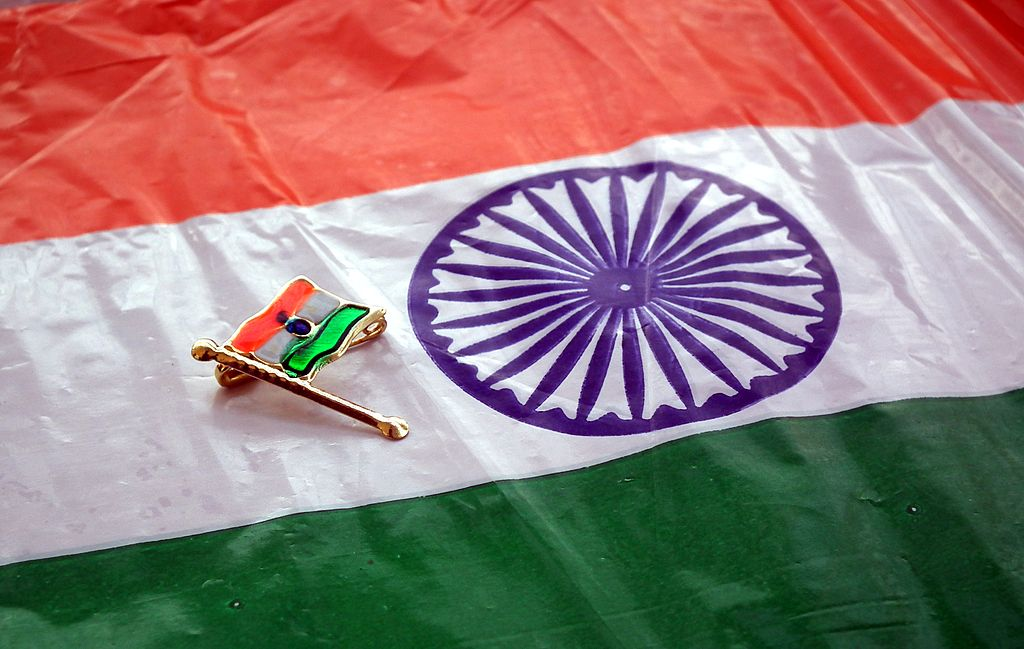 Happy 72 Independence Day India 15 August 2019